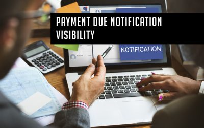 Setting the MultiSoft Payment Due Notification Visibility