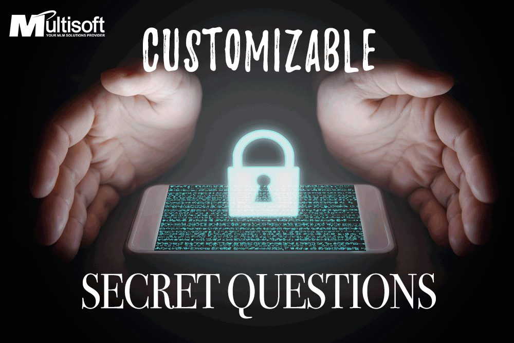 Custom Secret Questions